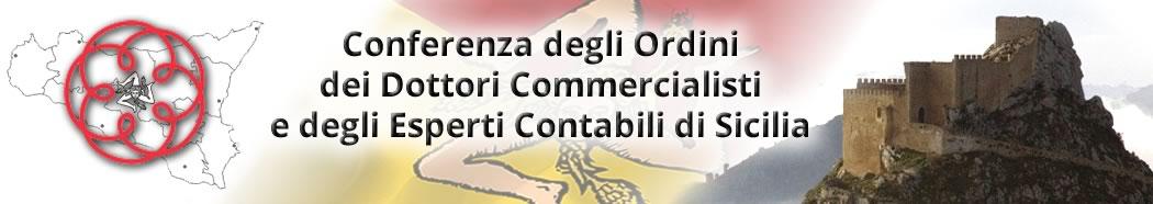 Conferenza degli Ordini dei Dottori Commercialisti e degli Esperti Contabili della Sicilia