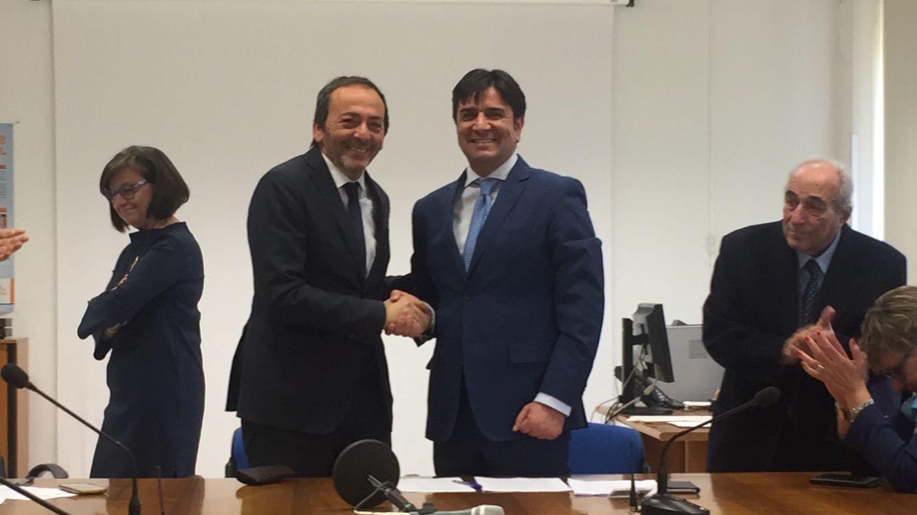 FIRMA PROTOCOLLO D'INTESA COMMERCIALISTI – DRE SICILIA